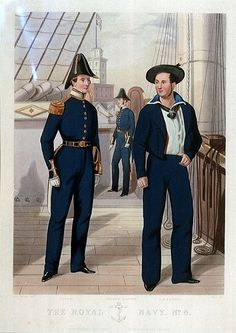 Vintage Naval Uniform...