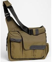 Diaper Dude 'Messenger II' Diaper Bag