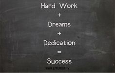 Here's a simple formula for success #quote #entrepreneur