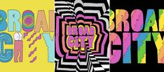 Meet Mike Perry, The Artist Behind Those Trippy 'Broad City' Graphics Crowd Drawing, Case Studio, Mike Perry, Broad City, First Animation, How To Make Drawing, Research Projects, Music Film, Stage Design