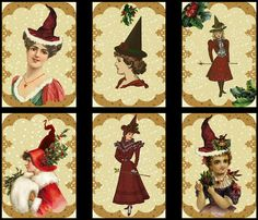 Yuletide Witches