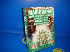 Libro MARIHUANA. Horticultura del Cannabis