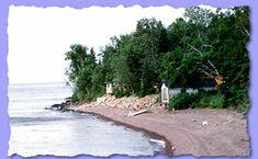 Anderson's North Shore Resort!   Cabins lodging on Lake Superior's North Shore near Grand Marais, MN