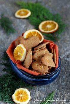 Ciasteczka pomarańczowe (bezglutenowe)