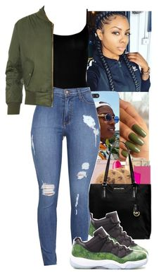 """""""Lil'Yachty~Run/Running"""" by jasmine1164 ❤ liked on Polyvore featuring SPANX and WearAll"""