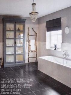 Badkamer landelijke stijle Room 17