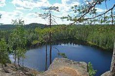 Olhavan vuori, Repovesi, Finland