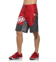 Reebok Men's Reebok CrossFit Canvas Boardshort Shorts | Official Reebok Store