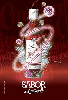Varela Hermanos, les presenta la botella de Seco Herrerano para carnaval de 705ml