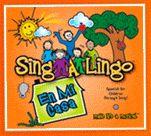 Spanish Songs to Brighten Every Day – SingALingo. Cd