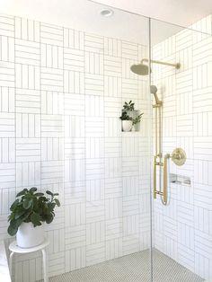 Simple Bath Tiles
