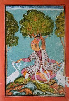 Raga Lalita-Gauri. Pt. Mallikarjun Mansur.