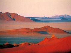 Namibia's grenzenlose Weiten,  ein Traumland!!!