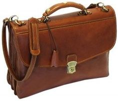 Beautiful leather laptop bags
