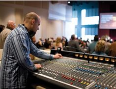 Church Sound: Mixing Like A Pro, Part One—Gain