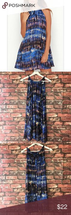 BB Dakota Aubree Dress The perfect dress for the spring and summer time events. In excellent condition. ⚠️No care tag.   Length 24in (Measured from Armpit) BB Dakota Dresses