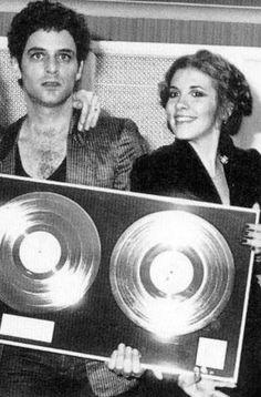 Stevie Nicks & Lindsey Buckingham #fleetwoodmac #rockstargallery