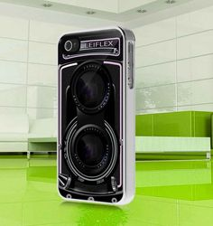 apple iphone case Classic Camera Rolleiflex iphone by MuliasCraft, $16.00