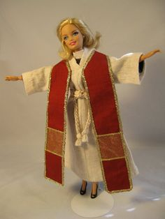 Episcopal Barbie
