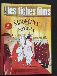Les Moomins sur la Riviera - vu dans le Film Français le 12/01/2015