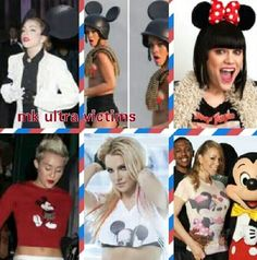 MK Ultra - Disney .... Mickey Mouse ears, you know what they say......Under all control.