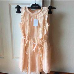 J crew 7 year girl dress Brand new with tag 100% silk J. Crew Dresses