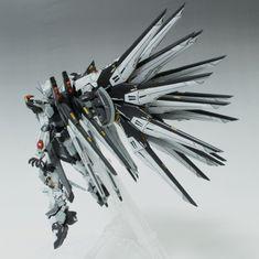 POINTNET.COM.HK - RG 1/144 Strike Freedom Gundam + AEGIS Unit