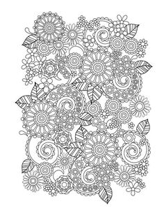Pin On Coloring Pages For Adults 1 12