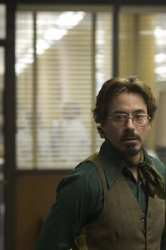 Robert Downey Jr is most definitely the best thing about Zodiac... but Mark Ruffalo is a nice bonus
