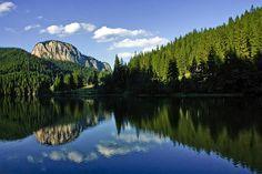 Red Lake, Transylvania, Romania
