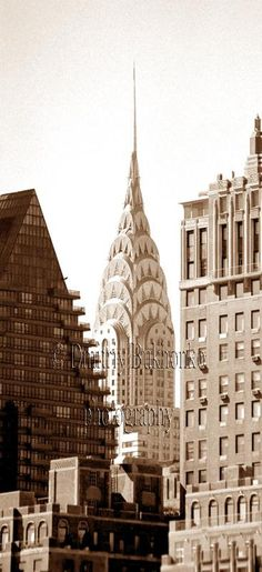 Chrysler Building, Manhattan Photography, New York Photography, NYC Wall Art, Fine Art, Canvas Prints