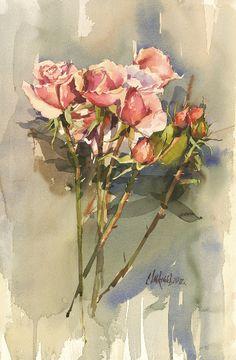 Page 2 « Цветы   Сергей Алексеев