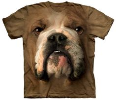 If you LOVE Bulldogs then this VERY UNIQUE shirt is perfect for you to showcase…