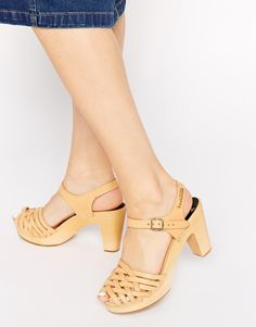 #Summer #tan #heels #asos