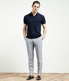 Burton Spring Summer 2015, Slim FIt Trousers