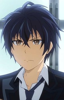 Satomi Rentaro of Black Bullet Cute Anime Boy, Hot Anime Guys, I Love Anime, Black Bullet, 2014 Anime, Amagi Brilliant Park, Boy Character, Anime Nerd, Light Novel