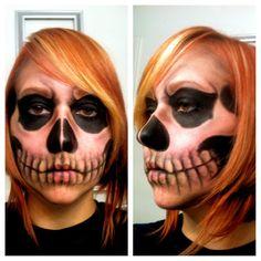 Download Halloween Makeup Wallpapers in high definition Wallpaper