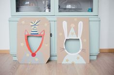 An adorable sweet birthday party for a two-year-old www.fraeulein-k-s An adorable sweet birthday party for a two-year-old www.fraeulein-k-s …. Toddler Crafts, Diy And Crafts, Crafts For Kids, Cardboard Crafts, Diy Birthday, Birthday Ideas, 1 Year Birthday, Animal Birthday, Birthday Parties