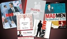 Convert New Maddicts With Some Help From the Mad Men Holiday Gift Guide.  I now own all 6 seasons on DVD and am looking forward to the premiere of Season 7 on April 13, 2014.