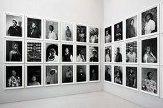 The Brooklyn Museum has, until November an exhibition on the photographer, journalist and activist Zanele Muholi. Black Arts Movement, Photo Exhibit, Museum Displays, Photography Exhibition, Exhibition Display, European Paintings, Photo Displays, African Art, Art Blog