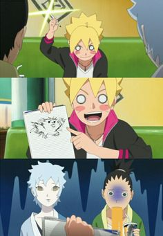 Boruto: Naruto Next Generations / #anime