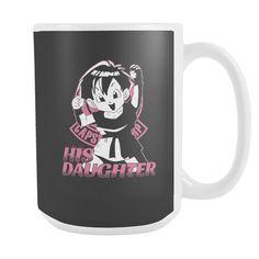Super Saiyan Pan Daughter 15oz Coffee Mug - TL00480M5