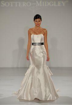 Sottero and Midgley Fall 2014 wedding dress | Kurt Wilberding | The Knot blog