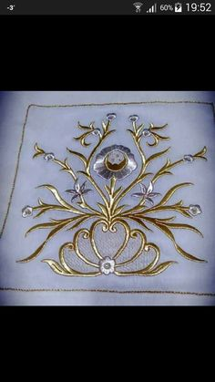 Embroidery Stitches, Hand Embroidery, Machine Embroidery, Embroidery Designs, Goldwork, Thread Painting, Ribbon Work, Design Elements, Hand Sewing