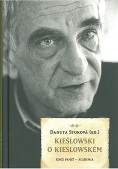 Czech language copies of Danusa Stok's 'Kieslowski on Kieslowski' as received from Academia