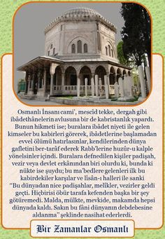 Osmanlı Devleti Turkish People, Ottoman Empire, Did You Know, Muslim, Red And White, Culture, History, Education, True Words