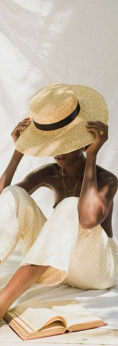 Floppy Straw Hat, Straw Bag, The Last Straw, Pink Hat, Summer Hats, Beige, Love And Light, Sun Hats, Spring Summer Fashion