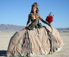 best burning man costumes | The 15 Best Burning Man Costumes Ever | Ignite.me | Burner Style ...