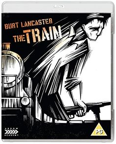 The Train - Blu-Ray (Arrow Region B) Release Date: Available Now (Amazon U.K.) Note: The Twilight Time Limited U.S. release is SOLD OUT.