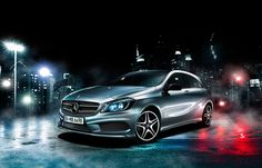 Patrick Curtet Photography Mercedes-Benz